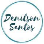 Logo da emissora Rádio Denilson Santos