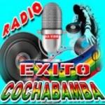 Logo da emissora Rádio Exito cbba
