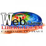 Logo da emissora Web Rádio Liberdade FM