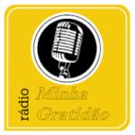 Logo da emissora Rádio Minha Gratidão