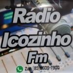 Logo da emissora Rádio Icozinho FM