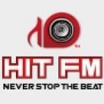 Logo da emissora HIT 88.7 FM