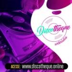 Logo da emissora Rádio Discotheque Recife