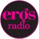 Logo da emissora Eros Radio Europe
