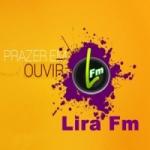 Logo da emissora Rádio Lira FM