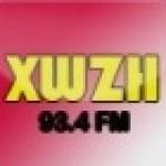 Logo da emissora Radio XWZH 93.4 FM