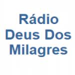 Logo da emissora Rádio Deus Dos Milagres