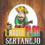 Logo da emissora Rádio Plan Sertanejo