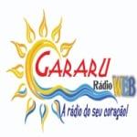 Logo da emissora Web Rádio Gararu