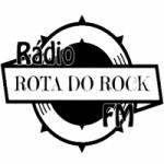 Logo da emissora Rádio Rota Do Rock