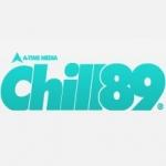 Logo da emissora Chill Banana 89 FM