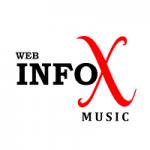 Logo da emissora Rádio Web Infox Music