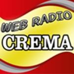 Logo da emissora Web Rádio Crema