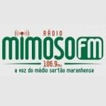 Logo da emissora Rádio Mimoso 106.9 FM