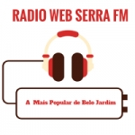 Logo da emissora Rádio Web Serra FM