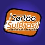 Logo da emissora Rádio Sertão Sul Brasil