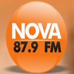 Logo da emissora Nova FM