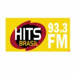 Logo da emissora Rádio Hits Brasil FM