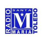 Logo da emissora Radio Santa Maria FM