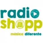 Logo da emissora Rádio Shopp