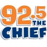 Logo da emissora WCFF 92.5 FM