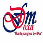 Logo da emissora Radio Doxa FM
