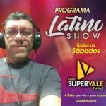 Logo da emissora Rádio Latino Show