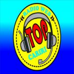 Logo da emissora Rádio Web Top Cariri