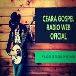 Logo da emissora Ceara Gospel Rádio Web Oficial