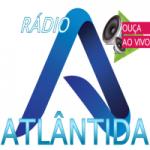 Logo da emissora Rádio Atlântida