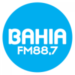 Logo da emissora Rádio Bahia 88.7 FM