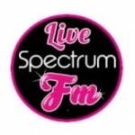 Logo da emissora Radio Spectrum 106.7 FM