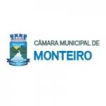 Logo da emissora Rádio Câmara Monteiro