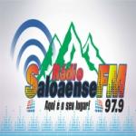 Logo da emissora Rádio Saloaense 97.9 FM