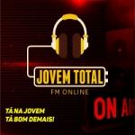 Logo da emissora Web Rádio Jovem Total
