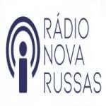 Logo da emissora Rádio Nova Russas