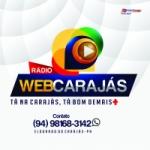 Logo da emissora Rádio Web Carajás