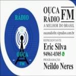 Logo da emissora Rádio Ouça FM