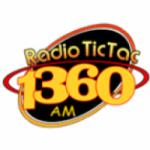 Logo da emissora Radio Tic Tac 1360 AM