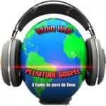 Logo da emissora Rádio Plenitude Gospel