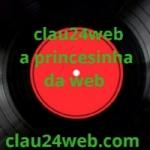 Logo da emissora Rádio Clau 24 FM