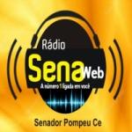 Logo da emissora Rádio Senaweb