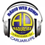 Logo da emissora Web Rádio ADMP Caruaru