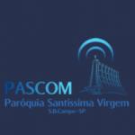 Logo da emissora Web Rádio Santíssima Virgem