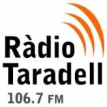 Logo da emissora Radio Taradell 106.7 FM