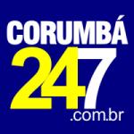 Logo da emissora Corumbá 247 Web Rádio