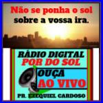 Logo da emissora Rádio Digital Por do Sol