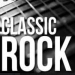 Logo da emissora Classic Rock