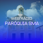 Logo da emissora Web Rádio Paróquia SMA