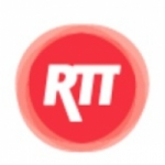 Logo da emissora Radio Tele-Taxi RTT 97.7 FM